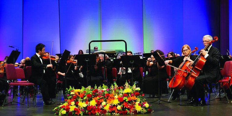 So ready for the return of live classical music. - CHANDLER SYMPHONY ORCHESTRA