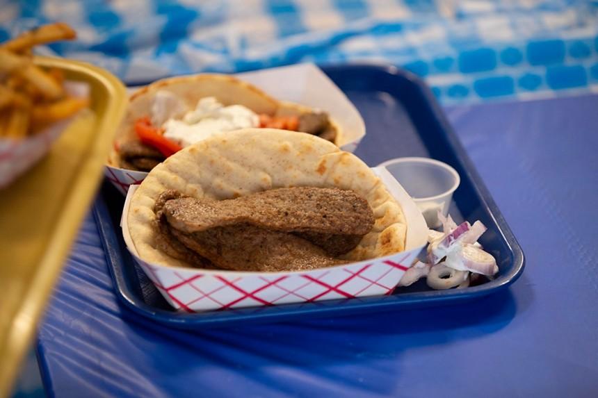 Get ready to enjoy Greek food and drink. - PHOENIX GREEK FESTIVAL