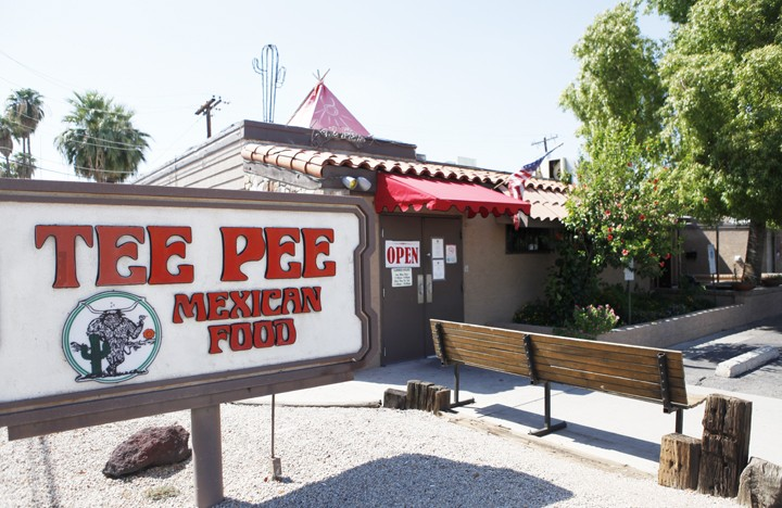 Tee Pee Mexican Food keeps it classic. - JAMIE PEACHEY