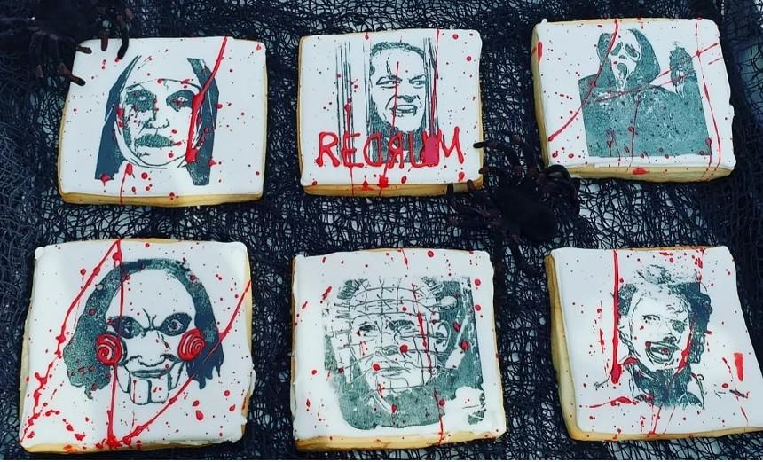 Murder cookies, anyone? - INFINITY SWEETS