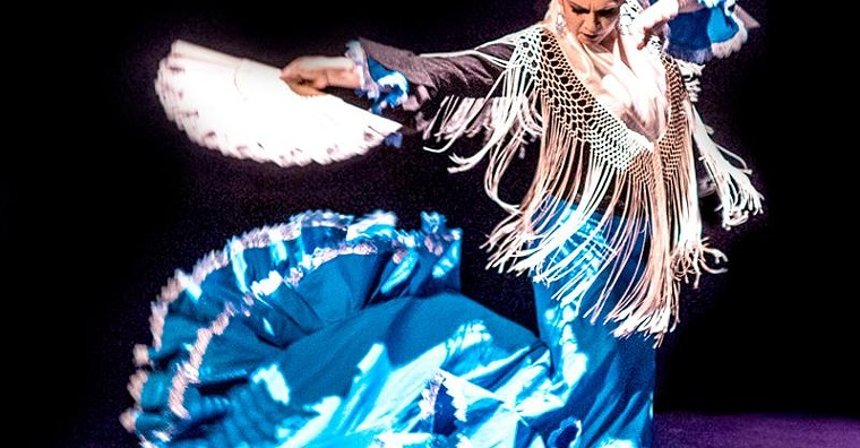 Julia Chacón Flamenco Theatre is performing in Scottsdale. - JULIA CHACÓN FLAMENCO THEATRE