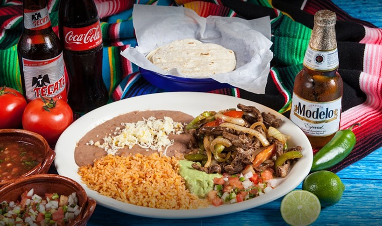 Susie's Mexican Café and Lounge has been plating great food for three decades. - SUSIE'S MEXICAN CAFÉ