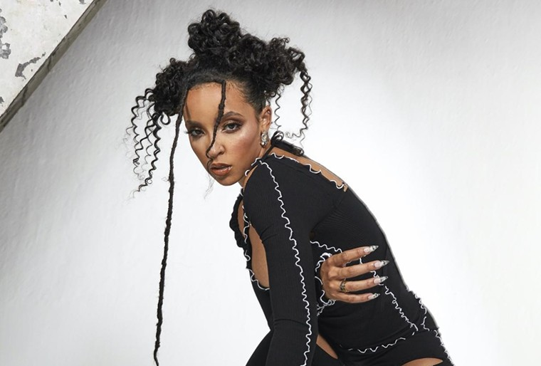 Tinashe is scheduled to perform on Thursday, October 14, at The Van Buren. - MARCUS COOPER