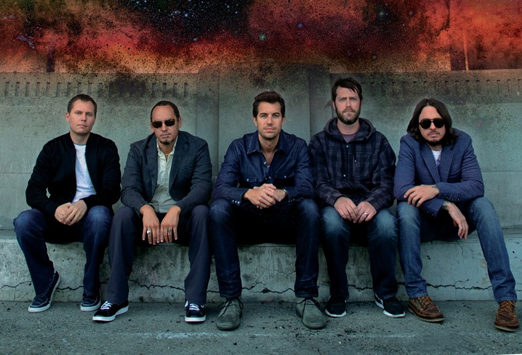 Like 'em or hate 'em, 311 have definitely made their mark on the music world. - MARCELLO AMBRIZ