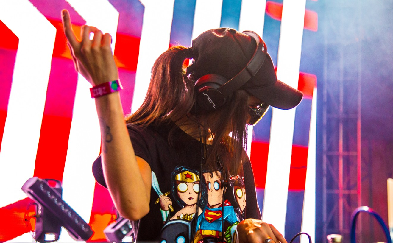 REZZ's long-awaited AREZZONA event is finally happening this weekend.
