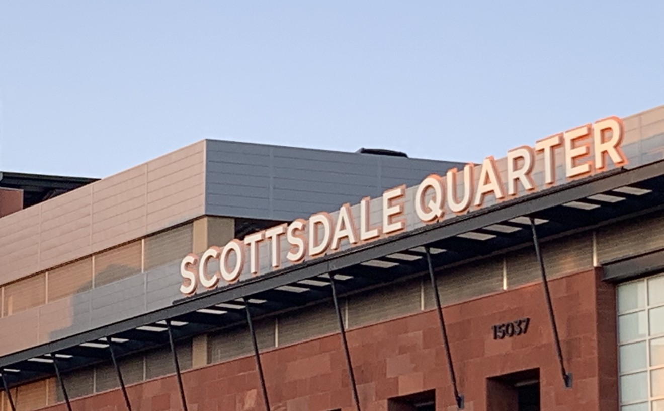 Get sweaty at Scottsdale Quarter later this week.