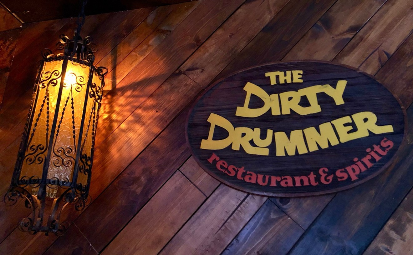 Rise and shine at The Dirty Drummer this Sunday.