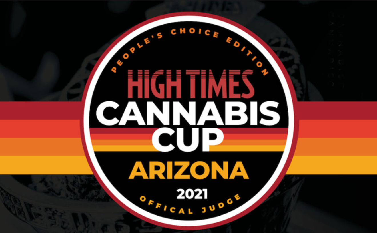 More than 1,400 judges voted for the winners of the 2021 High Times Cannabis Cup Arizona awards.