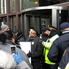 10 clergy arrested protesting UPMC