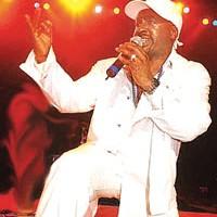 U.K. reggae legend Pato Banton