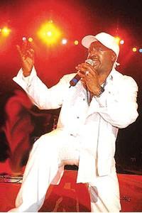 21st-century reggae: Pato Banton