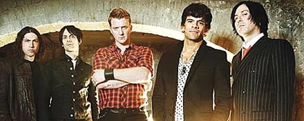 A bookish bunch: Queens of the Stone Age