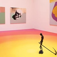 The Warhol's new curator, Eric Shiner, debuts with <i>The End</i>.