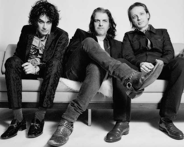 The Jon Spencer Blues Explosion - MICHA WARREN