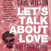 A conversation with music critic Carl Wilson