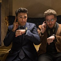 "A few thoughts on ""The Interview"""
