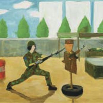 ARTWORK BY SUNG ROK CHOI