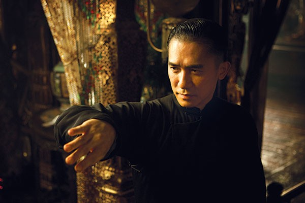 A lover and a fighter: Tony Leung as Ip Man