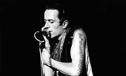 A riot all his own: Joe Strummer