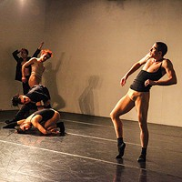 A rising-star choreographer world-premieres her latest at the Kelly-Strayhorn.