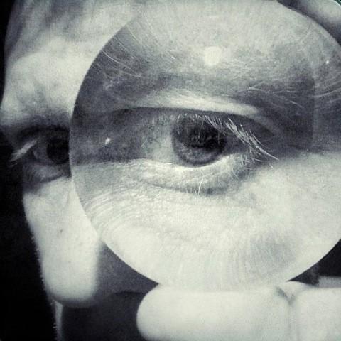 A self-portrait Persinger made using Cameleon