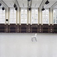 """PHOTO COURTESY OF SONNABEND GALLERY - A space just for you? Candida Hfer's """"Ballettzentrum Hamburg III."""""""