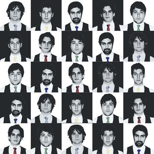 A whimsical band from Michigan whose members dress like Mormon missionaries: Tally Hall