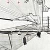 Getting inside architecture with <i>Drawn In</i>, at 209/9 Gallery.