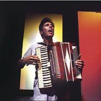 Acting accordion-ly: Steve Pellegrino