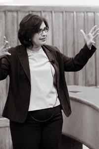 Activist Irasema Coronado searches for answers on the U.S.-Mexico border.