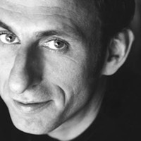 Actor David Cale brings his new solo show to the Warhol.