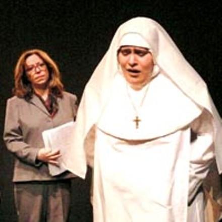 Agnes of God - PHOTO COURTESY OF STEPHEN L. CHESS