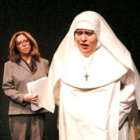 Agnes of God - PHOTO COURTESY OF STEPHEN L. CHESS