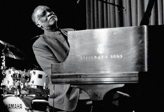 Ahmad Jamal recalls the Pittsburgh of his youth — and addresses how the city treats jazz today
