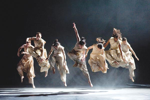 Akram Khan and company perform Vertical Road, Oct. 20 at Pittsburgh Dance Council.