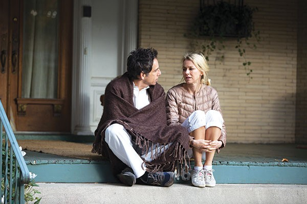 All about us: Ben Stiller and Naomi Watts
