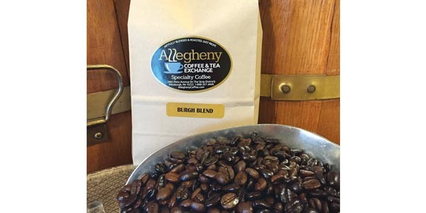 Allegheny Coffee & Tea Exchange's Burgh Blend