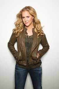 Amy Schumer at Carnegie Music Hall
