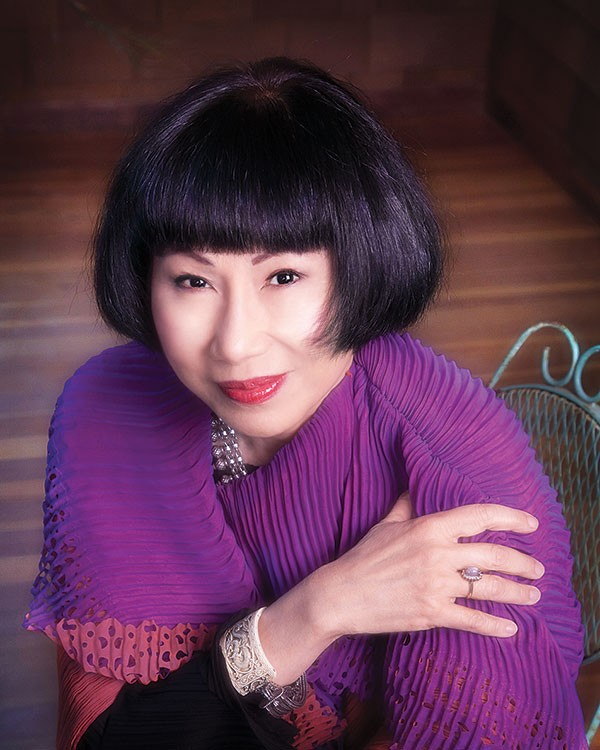Amy Tan, Nov. 25