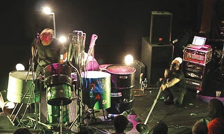 And on the (oil) drums: Babyland