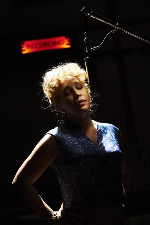 Andrea Burns in Smart Blonde.
