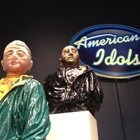 Andrew Jackson Trails Obama in Votes … At Pittsburgh Glass Center