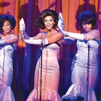 <i>Dreamgirls</i> sings.