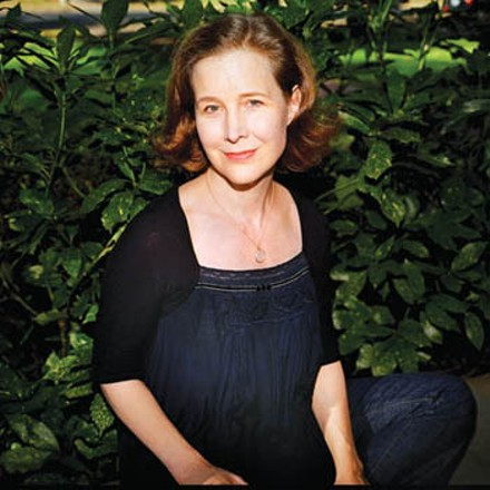 Ann Patchett at the Drew Heinz Lecture - PHOTO COURTESY OF MELISSA ANN PINNEY