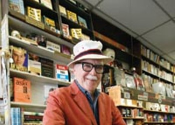 After more than half a century, the owner of Jay's Book Stall prepares to retire.