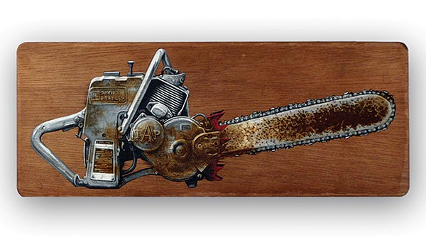 Anthony Purcell's Chainsaw Show