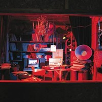 A mysterious real person and his musical passions are imagined in <i>Opera For a Small Room</i>.