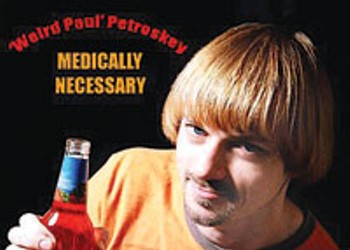 Anything can be a song on Weird Paul's <i>Medically Necessary</i>