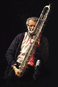 Architectural models: Anthony Braxton