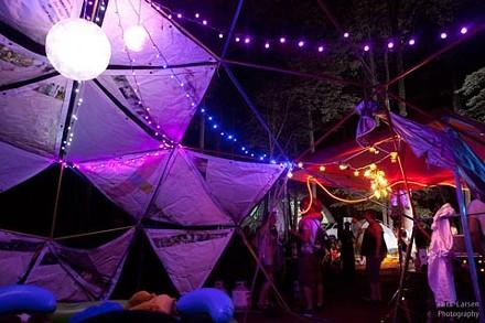 Art Dome - COURTESY OF LARS LARSEN